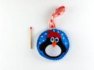Boule pingouin
